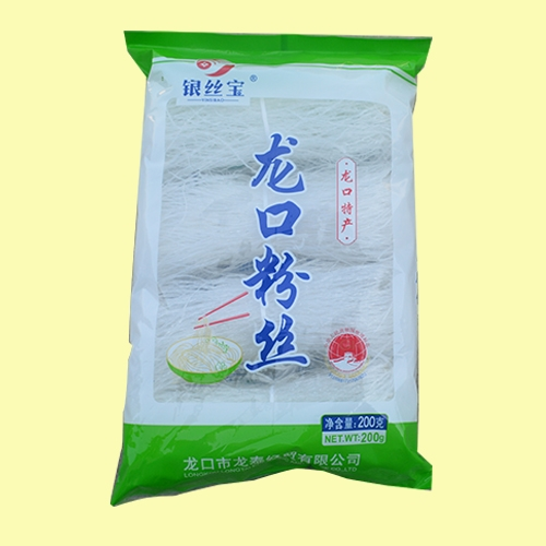 豌豆粉丝生产