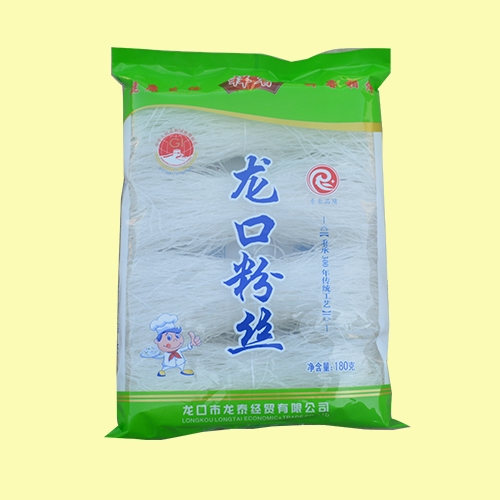 绿豆豌豆粉丝